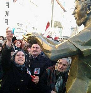 Ali İsmail Korkmaz'ın heykeli dikildi, Ali İsmail Korkmaz Eskişehir, heykel