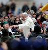 Papa hakkında şaşırtan iddia!