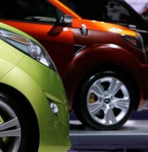 Otomobil pazarı yüzde 9 büyüdü!