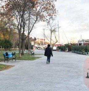 Kuruçeşme Parkı'nda neler oluyor, Kuruçeşme Parkı'nda nefes almak haram!