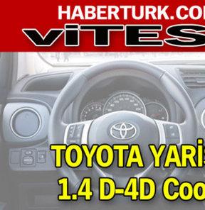 Toyota Yaris 1.4 D-4D Cool test izlenim