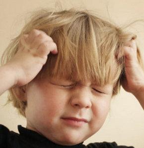 Çocukta neden baş ağrısı var