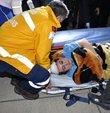 Libya'da yaralanan Nadide İstanbul'a getirildi