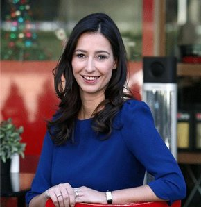 Pınar Atalay Söyleşisi Ard Tvde Spiker Almanyada Türk Spiker