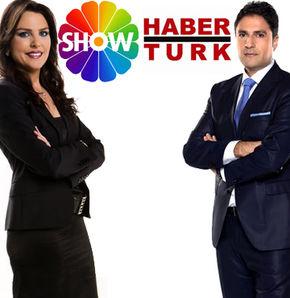 Habertürk Tv Genel Yayın Yönetmeni Erhan Çelik oldu, Ece Üner Show Tv  hafta içi Ana Haber sunuculuğu görevine atandı