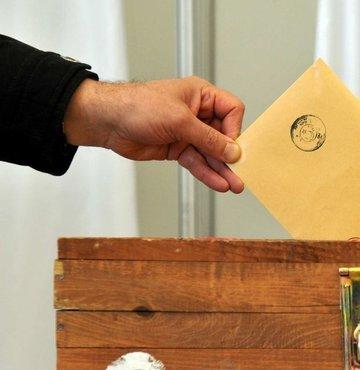 Cezaevlerinde de oy kullanılacak
