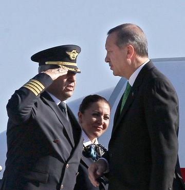 Başbakan Erdoğan'ın baş döndüren 2013 trafiği