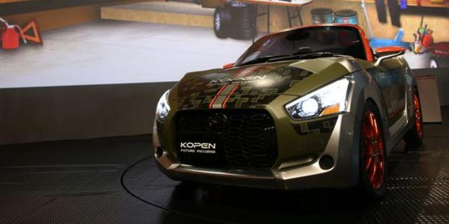 Modifiyeli araç fuari Tokyo Auto Salon başladı