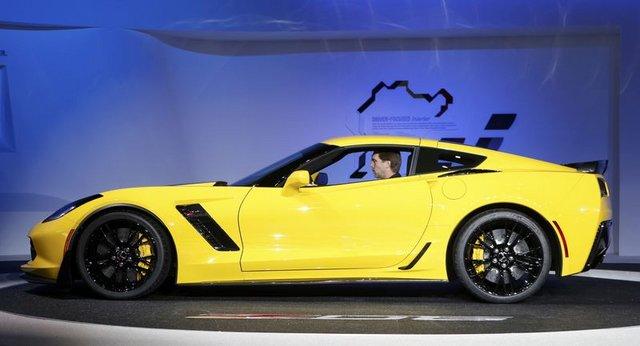 ABD'de açılan Motor Show fuarında tanıtılan yeni modeller