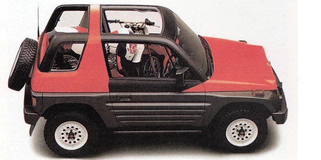 Toyota RAV4 20'nci yılını kutluyor
