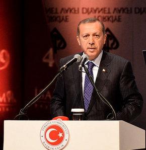 Başbakan Erdoğan'dan sert sözler!