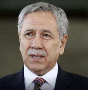 Başbakan Yardımcısı Bülent Arınç, partisinin Bursa'daki aday tanıtım toplantısında konuştu. Yeniden aday gösterilmeyenlere uyarılarda bulunan Arınç,
