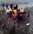 Kuyuya düşen kişiyi AFAD ekipleri kurtardı