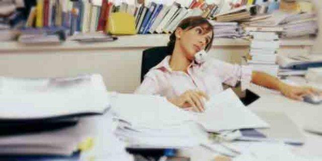 Masa başı çalışanlara kötü haber!
