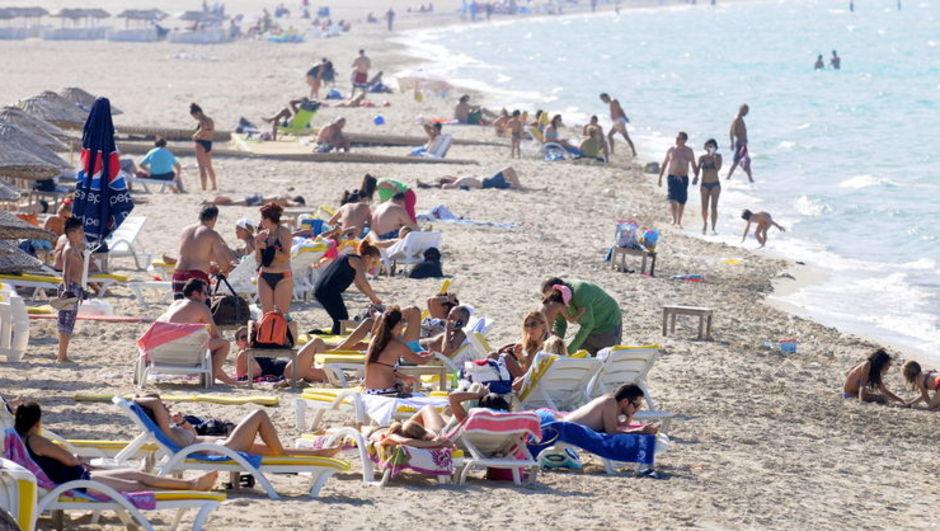 Turistlerin 3'te 1'i Antalya'yı tercih etti!