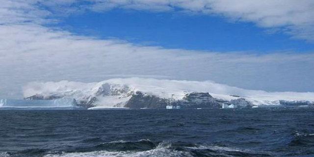 Lambert-Fisher Buzulu, Antartika ile ilgili görsel sonucu