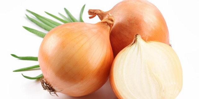 Soğan yemek için 5 neden