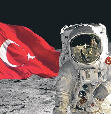 TSK'dan uzay açılımı