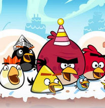 'Angry Birds' film oluyor!