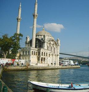 Ortaköy Camii ve Dolmabahçe tehlikede!