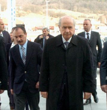 Bahçeli'den 'CHP ile ittifak' iddiasına cevap