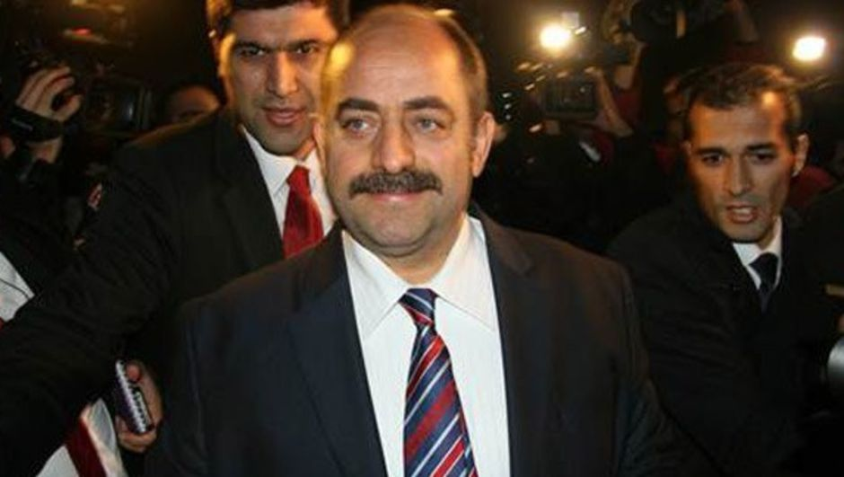 Savcı Öz'den Sarıkaya tweeti