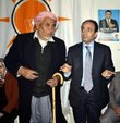 AK Parti seçim bürosuna sürpriz ziyaret