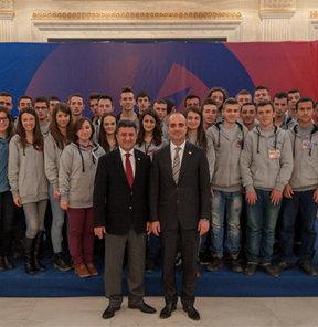 Çalık ve Limak grupları Kosova'daki gençleri iş sahibi yapacak sosyal sorumluluk projesine imza attı