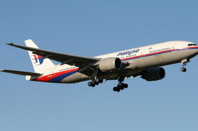 Malezya uçağı kaçırılmış!