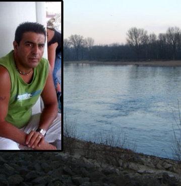 Hayat kurtarmak istedi, nehirde kayboldu