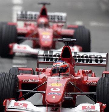 En güzel 10 Formula 1 aracı!