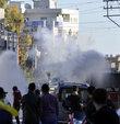 Mardin'de Nevruz etkinliği sonrasında olaylar ç...