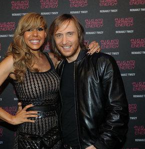 Fransız Dj ve prodüktör David Guetta, eşinden boşandı