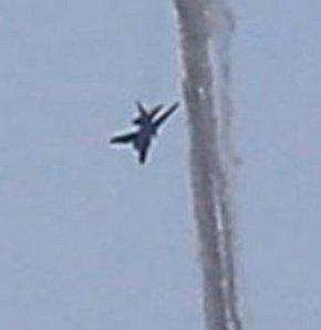 Genelkurmay Suriye Uçağı açıklaması, Genelkurmay'dan flaş açıklama