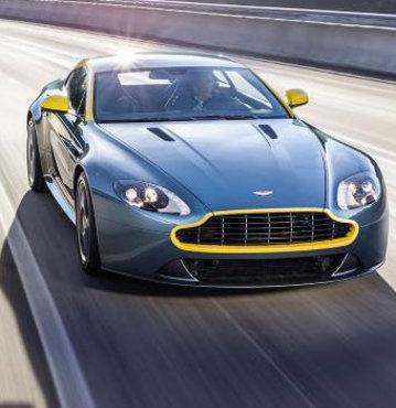 İşte Aston Martin'in yeni canavarı!