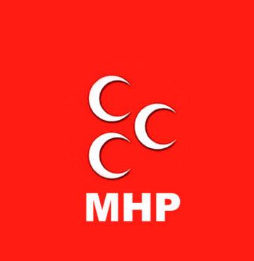 DP'den istifa eden  5 bin 130 kişi MHP'ye katıldı