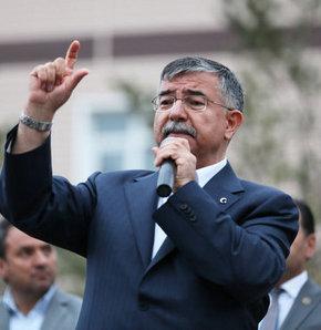 Bakan İsmet Yılmaz'dan Süleyman Şah Türbesi açıklaması