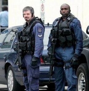 Kanada'da polise ateş eden saldırgan öldürüldü