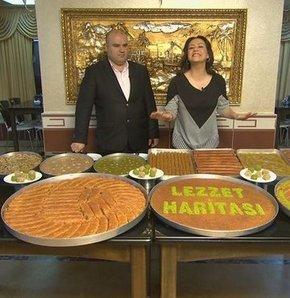 Ezgi Sertel, lezzet haritası, diyarbakırın yöresel yemekleri, lezzet haritası diyarbakır