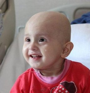 Minik Selin'e dayısı 'can' oldu,Ayşe Çoban,Süleyman Çoban,tüp bebek, kanser