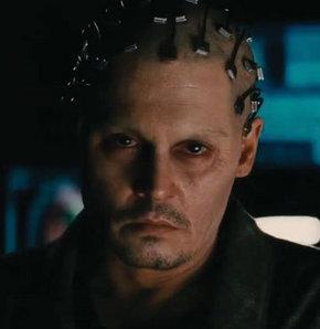 Johnny Depp, Evrim filmi