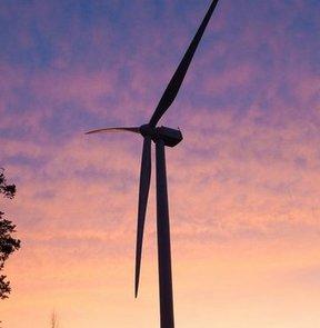Rüzgar enerji santrali