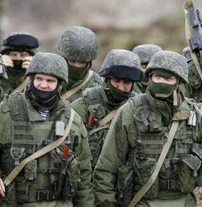 Rusya Devlet Başkanı, Vladimir Putin., Rusya askerleri Ukrayna sınırında.