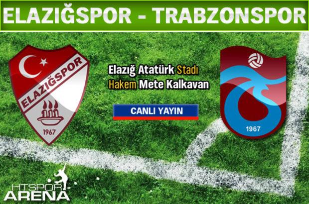 Bu sonucun ardından Trabzonspor 39, Elazığspor ise 28 puana yükseldi