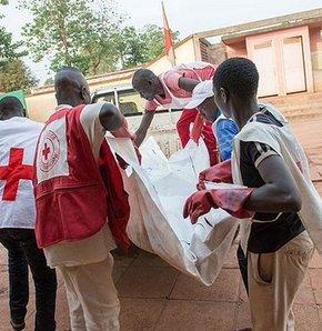 Bangui'de bombalı saldırı