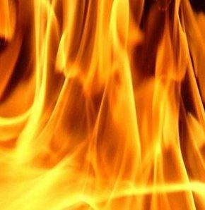 Kanada'da ev yangını