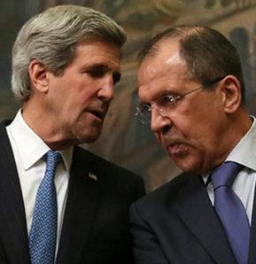 Kerry, Lavrov ile Ukrayna krizini görüşecek