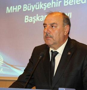 Milliyetçi Hareket Partisi İzmir Büyükşehir Adayı, Murat Taşer, izmir, bornova