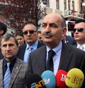 Sağlık Bakanı Müezzinoğlu, İlaç meyve değil açıklaması