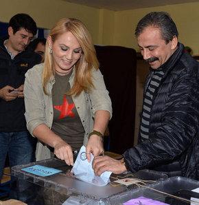 Sırrı Süreyya Önder,30 mart,seçim,sandık,Sırrı Süreyya Önder, kendine oy veremedi,HDP